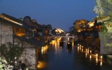 乌镇夜景(非高清)图片