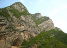 三峡瞿塘峡风光图片