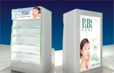 化妆品专卖柜图片