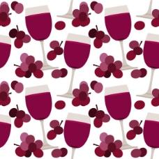 葡萄酒饮料背景