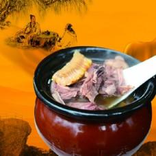 江西特色民间瓦罐煨汤