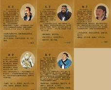 中国古代名人名言图片