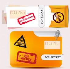 邮戳印章时尚标签