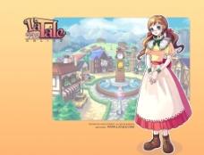 彩虹岛壁纸图片
