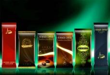 精品咖啡包装设计图片