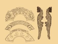 楚汉装饰艺术集图片