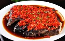 剁椒深海鱼头图片