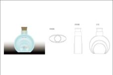 瓶子形狀設計圖片