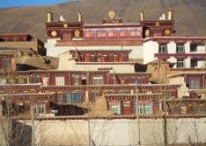 甘孜寺图片