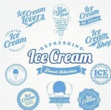 冰点标签贴纸