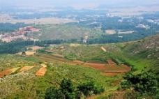 茴香山谷地图片